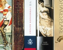 Fine art edition on canvas titled Bibliotheque I by John-Mark Gleadow