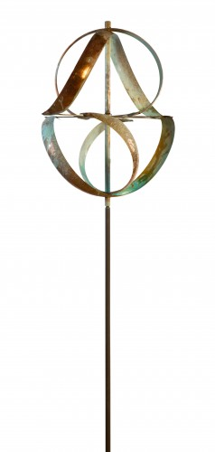 Lyman Whitaker Kinetic Wind Sculpture - Meridian