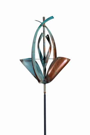 Lyman Whitaker Wind Sculpture - Spring
