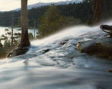 Jon Paul Photography - Eagle Falls Sunrise Panorama II