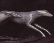 Loet Vanderveen - Greyhound, Running