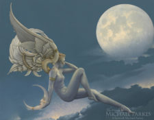 Michael Parkes-Moonstruck