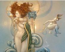 Michael Parkes Art - Venus