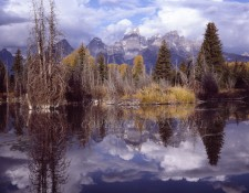 Original fine art photography titled Schwabachers Beaver Pond by Jon Paul