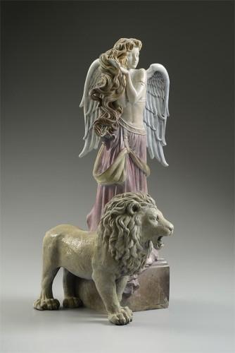 michael Parkes Art - Return of the Lion Bronze
