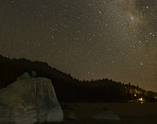 Jon Paul Photography - Milky Way II, Lake Tahoe