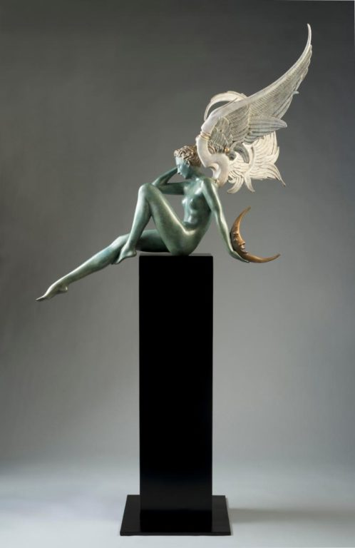 Michael Parkes - Moonstruck
