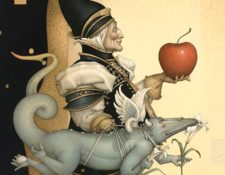 MIchael Parkes - The Dragon Collector
