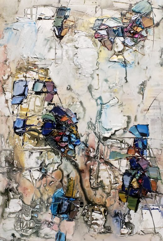 Maya Eventov - Untitled Abstract 184563