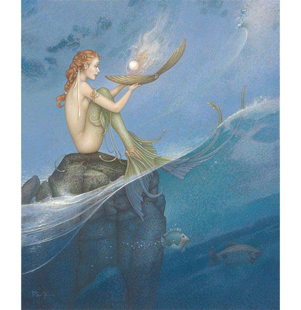 Michael Parkes - Magic Pearl