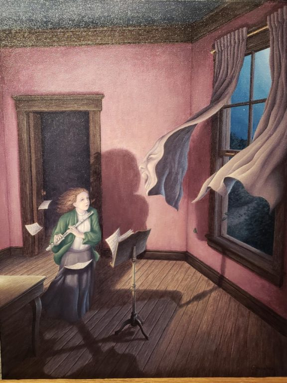 Rob Gonsalves - Howling Wind