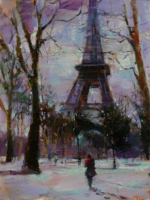 Michael Flohr - Winter in Paris