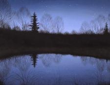 Alexander Volkov - Starry Pond