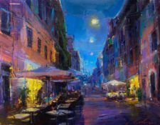 Michael Flohr - Twilight In Rome
