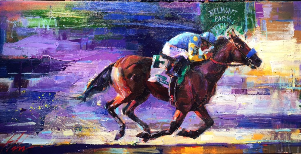 Triple Crown Collection Win at Belmont