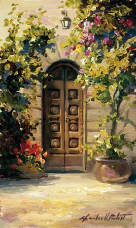 Doorway to Tuscany