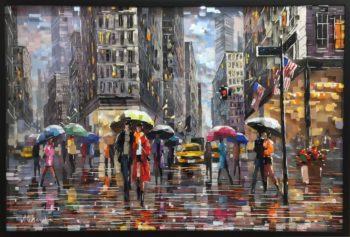 Aleksandra Rozenvain - New York Ambiance