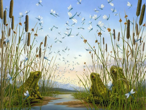 The Flight by Robert Bissell